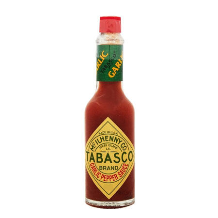 Соус Tabasco Garlic pepper 150 мл
